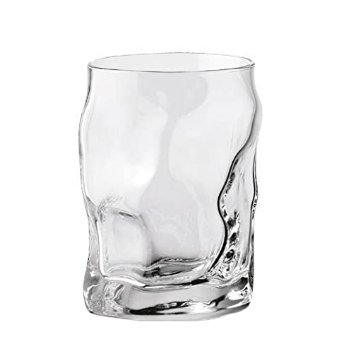 Bormioli Rocco Sorgente Whisky tumbler 300ml, 6 Glasses