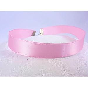 Choker Halsband rosa