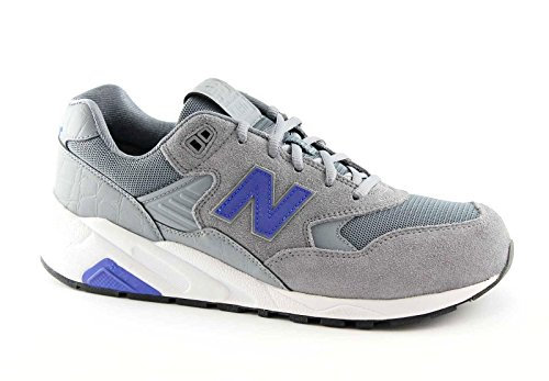 New Balance - D 12 - Color: Azul marino-Gris - Size: 44.0 ilzuC5We3