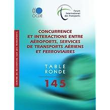 Concurrence et interactions entre aéroports, services de transports aériens et ferroviaires