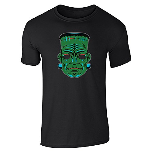 Pop Threads Herren T-Shirt Gr. Small, schwarz