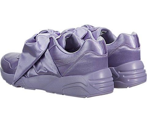 PUMA Women s Fenty x Bow Sneakers  Sweet Lavender Sweet Lavender  7 B M  US