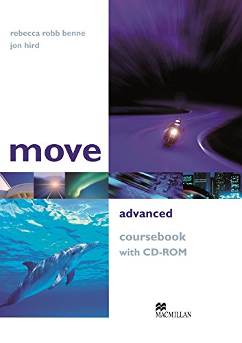 MOVE Adv Sb Pk: Coursebook with CD-ROM