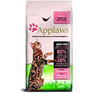 Applaws Dry Cat Food Adult Chicken and Salmon, 2kg