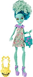 Monster High Gore-geous Honey Swamp Doll & Fashion Set