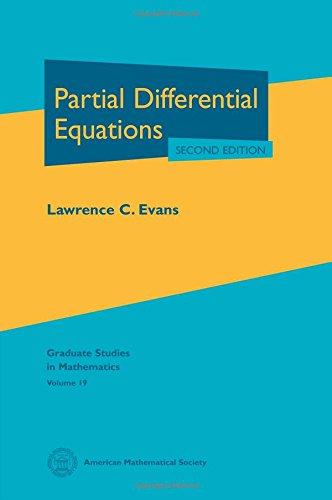 Partial Differential Equations (Graduate Studies in Mathematics)