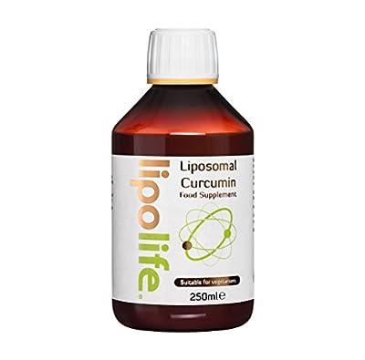 Liposomal Curcumin C3 Complex - Lipolife