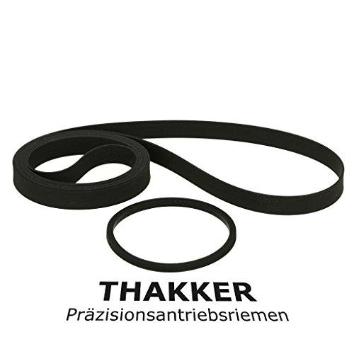 Technics SL-L 20 Original Thakker Riemen-Set Plattenspieler Belt Antriebsriemen