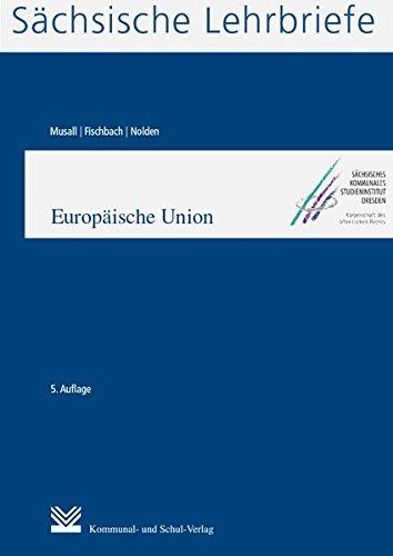 Europäische Union (SL 4): Sächsische Lehrbriefe