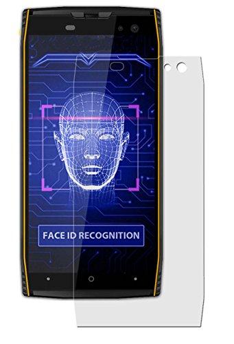 Maoni Bildschirmschutzfolie für Doro PhoneEasy 613 - (6 Stück) seidenmatte Premium Folie Antireflex - Antifingerprint - Schutz Folie - Schutzfolie