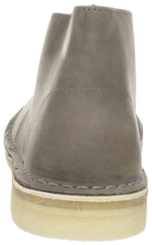 Originals Clarks Boot Desert Gris Cuir Botte TdFOw