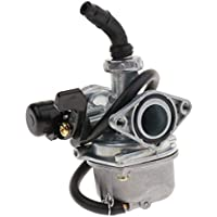 Carbohidratos Carburador Para Honda Ct 70cc 90cc 110cc Atv Estrangulación Moto Pz19 Mm