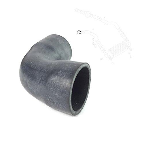 XuBa Haute r/ésistance Intercooler Tuyau Diesel Booster Tube en Silicone pour Ford Focus 1.8/Tdci MK1