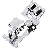 Base multifuncional de prensatelas aglutinante para máquina de coser eléctrica, accesorios para ...