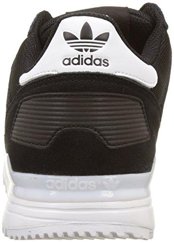 adidas ZX 700, Scarpe da Ginnastica Basse Unisex-Adulto Nero (Core Black/footwear White/core Black)