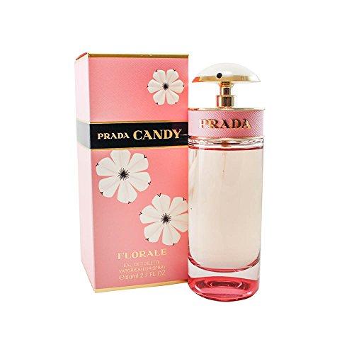 PRADA Candy Florale EDT Vapo 80 ml, 1er Pack (1 x 80 ml)