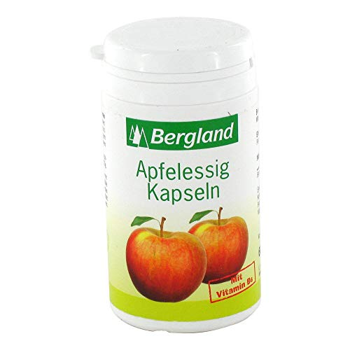 Apfelessig Kapseln Bergla 60 stk