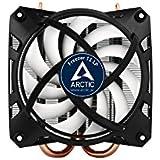 ARCTIC Freezer 11 LP – Flüsterleiser Intel CPU Prozessorkühler mit 92mm PWM Lüfter für Mini-PCs, voraufgetragene MX4 Wärmeleitpaste, kompatibel mit Intel Sockel - schnelle Installation, schmal