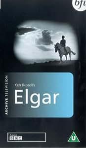 Monitor: Elgar [VHS] [UK Import]