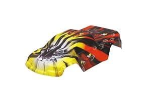 Jamara 505095 - Carrocería diseño tigre Importado de Alemania