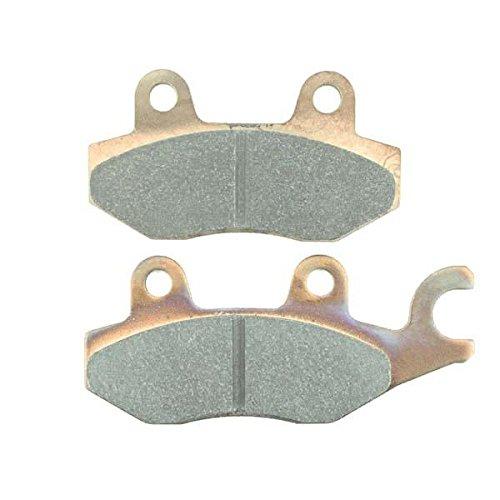 MGEAR Bremsbeläge 30-075-S, Einbauposition:Hinterachse, Marke:für AEON, Baujahr:2006, CCM:180, Fahrzeugtyp:ATV, Modell:Sporty 180