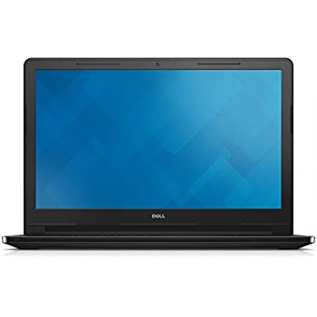 Dell Inspiron 3551 15.6-inch Laptop (Pentium N3540/4GB/500GB/Ubuntu Linux/Intel HD Graphics), Black