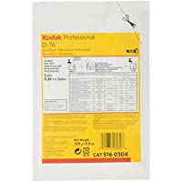 Kodak KOD680503 - Químico BW revelador d-76 (1x 1 litro)