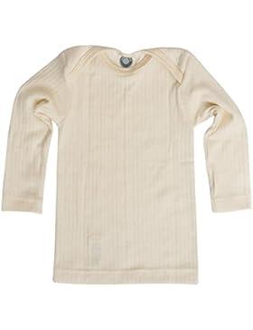 Cosilana, Baby Schlupfhemd Langarm, 45% KBA Baumwolle 35% kbT Wolle, 20% Seide