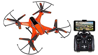 Surreal A8C 2.4G Quadcopter Drone WIFI with Camera Real Time Video from Surreal