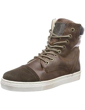 HIP H2574 Jungen Hohe Sneakers