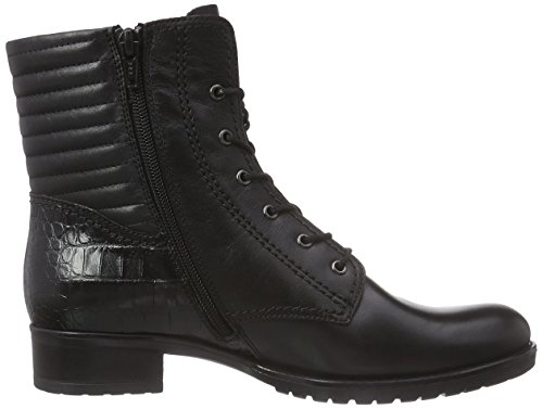 Gabor Shoes 31.622 Damen Kurzschaft Stiefel Schwarz (schwarz (Micro) 87)