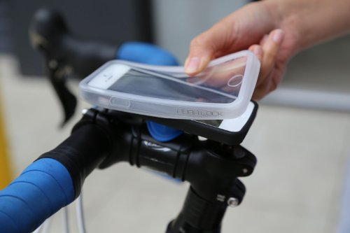 Quad Lock Bike Kit für iPhone 5/5S/SE - 5