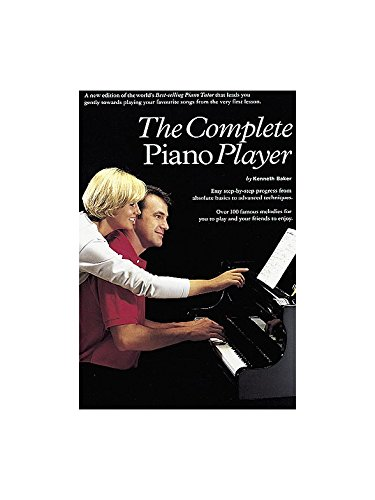 Baker: The Complete Piano Player: Omnibus Compact Edition. Partitions pour Piano, Chant et Guitare(Symboles d'Accords)