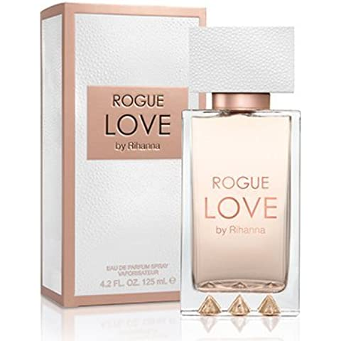 Rogue Love For Women 4.2 oz EDP Spray By Rihanna by ROGUE LOVE