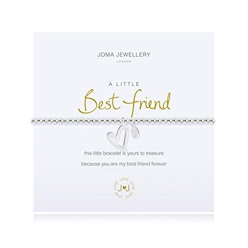A Little Best Friend Silver Bracelet by Joma Jewellery