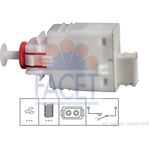 Preisvergleich Produktbild Facet 7.1110 Schalter, Kupplungsbetätigung (GRA)