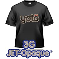 25x fogli A4di 3G jet-opaque ® inkjet Heat Transfer Paper/t-shirt