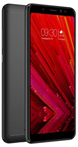 Micromax Canvas Infinity (Black, 18:9 FullVision Display)