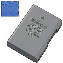 Nikon EN-EL14a Lithium-Ionen-rechargeable battery para Nikon Df, D3100, D3200, D3300, D5100, D5200, D5300, D5500 Cámara réflex digital - COOLPIX P7000, P7100, P7700, P7800 Cámara compacta (Empaquetado A Granel)