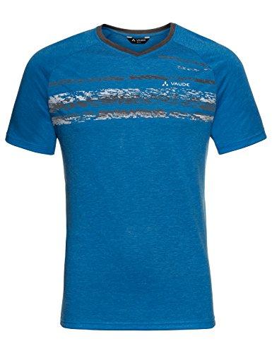 Vaude Herren Skomer V-Neck Shirt T, Radiate Blue, L Preisvergleich