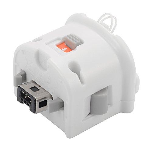 XCSOURCE® Motion Plus Adaptador para el controlador remoto original de Nintendo Wii...