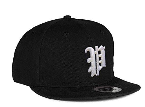 Imagen de 4sold snapback  de béisbol sarga de algodón de colores unisex sombrero plano de béisbol accesorios para parejas hip hop snapback p