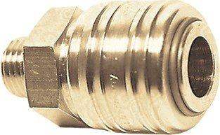 Metabo Schnellanschlusskupplung Euro, 13 mm, 901026360