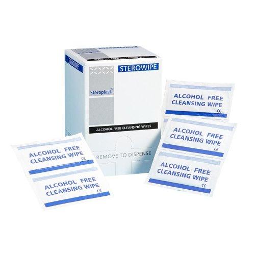 steroplast-erste-hilfe-wundreinigungstucher-100-stuck-desinfektionstucher
