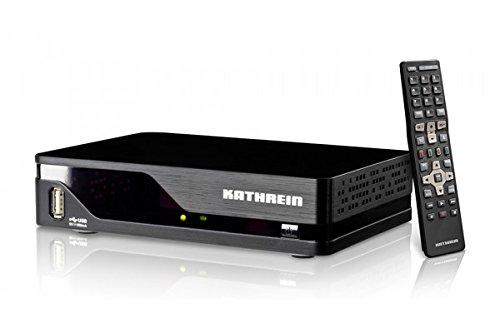simpliTV-Box Kathrein UFT 931, DVB-T2 Receiver mit Aufnahmefunktion und eingebauter simpliTV Entschlüsselung (kein simpliTV Modul nötig)