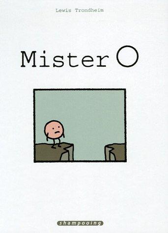 Mister O par Lewis Trondheim