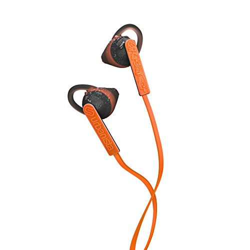 Urbanista Rio - Auriculares in-Ear, Color Naranja