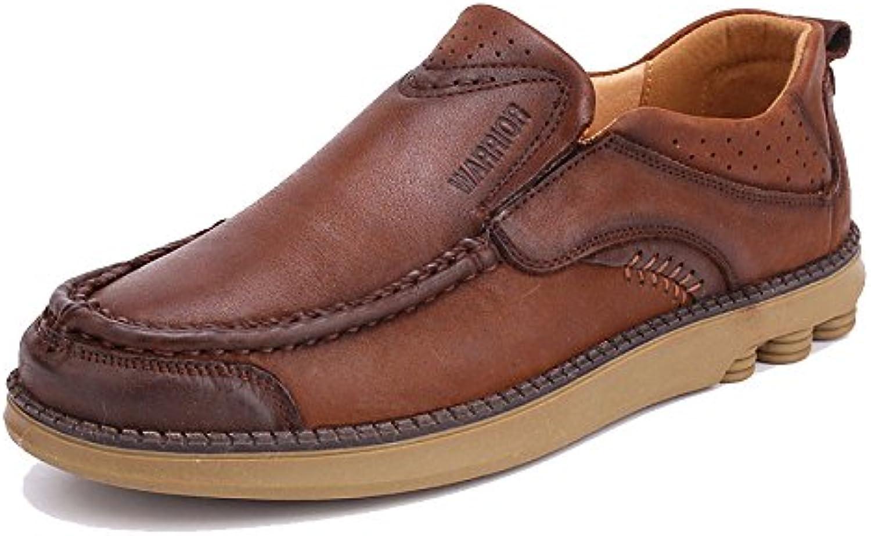 Herrenmode Casual Schuhe Echtlederschuhe Classic Oxford  Billig und erschwinglich Im Verkauf