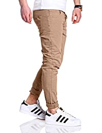 MT Styles schmale Hose Chino Slim Fit Jeans RJ-2020