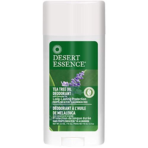 Desert Essence Teebaum Öl Deodorant Mit Lavendel 75 ml - Deodorant Lavendel